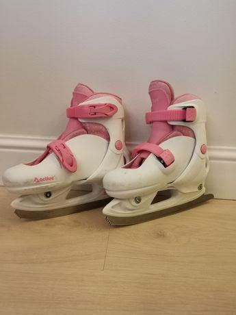 Dziewczęce łyżwy