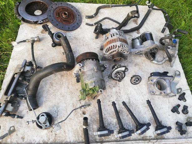 Nissan qashqai мотор кпп дросельная заслонка стартер динама датчик