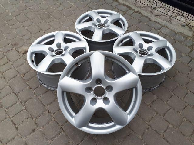 Диски Титанові R18 5x112 RIAL Audi/Mercedes/Seat/Skoda/VW Львів - зображення 1