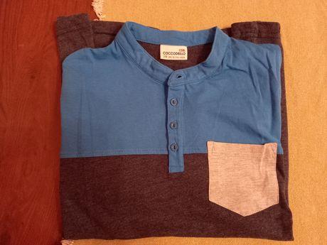 Koszulka na długi rękaw Coccodrillo