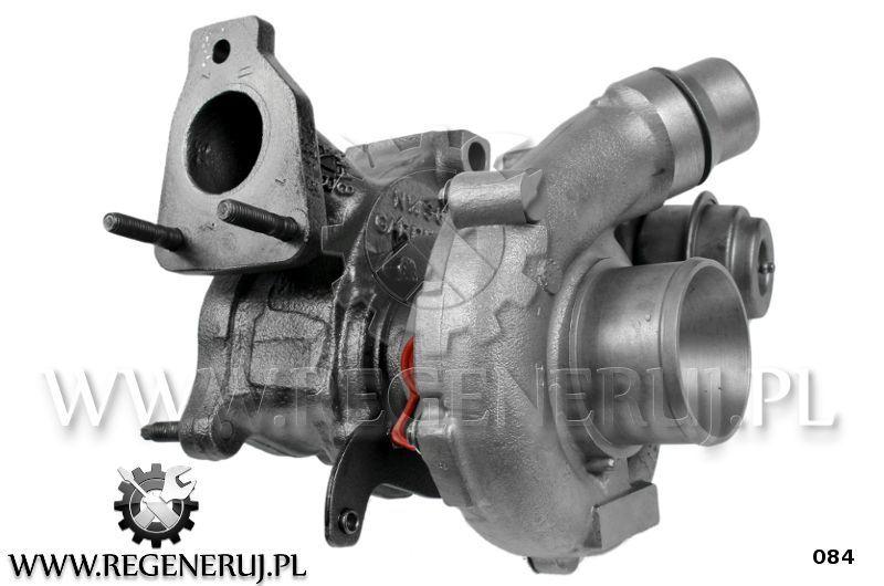 Turbosprężarka Opel M9R780 M9R782 M9R786 M9R788 M9R784 M9R692 Warszawa - image 1