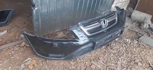 Бампер пердній  хонда срв 2 honda crv 2 авторозборка