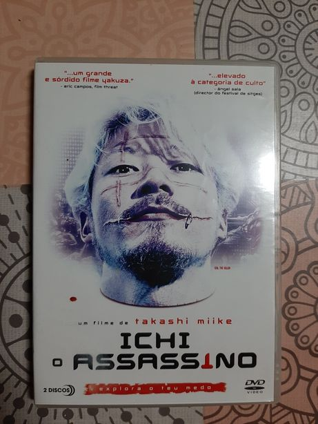 "Filme ""Ichi o assassino"""
