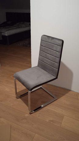 Krzesła RORY BRW - nowe , 8sztuk