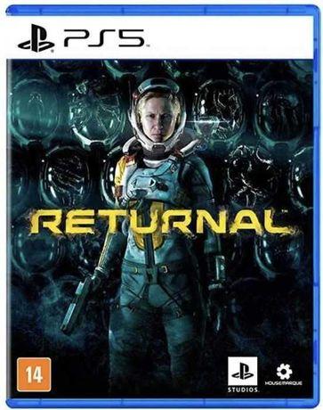 RETURNAL PS5 selado