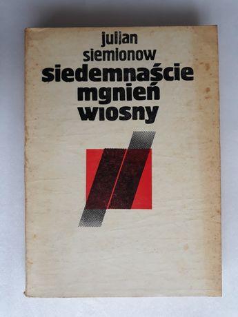 Siedemnaście mgnień wiosny; Julian Siemionow