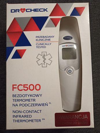 Termometr Dr Check bezdotykowy, nowy