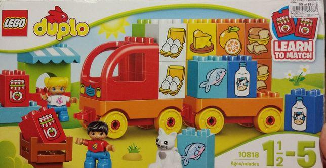 LEGO Duplo 10818 pierwsza ciężarówka