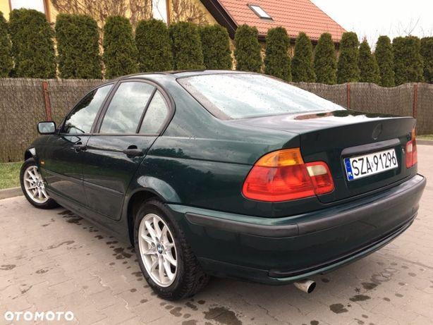 BMW Seria 3 BMW e46 318i czytaj opis