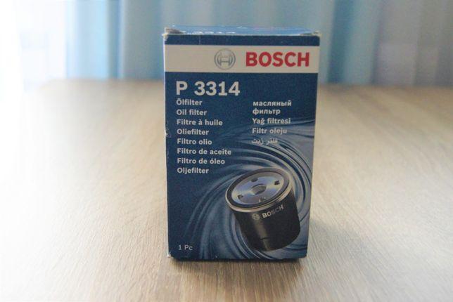 Filtr oleju Bosch P3314 do Audi Seat Skoda VW Nowy