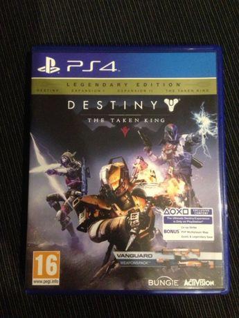 Destiny The Taken King Ps4 Sprzedaż/Zamiana