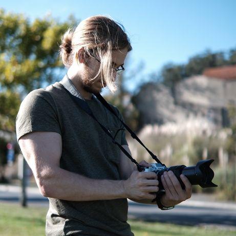 Fotografo e videografo low cost