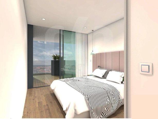 Apartamento T2 com varanda | Espinho