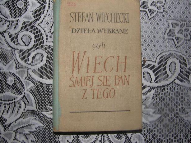 Śmiej sie z tego - Stefan Wiechecki