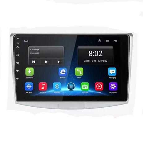"Radio Android PASSAT B6 B7 Cc 10.1 10cali 10"" 10 Gps Usb android 9"