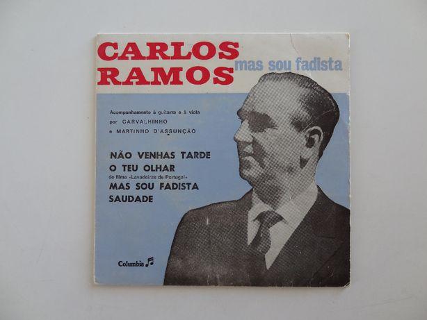 CARLOS RAMOS – Mas Sou Fadista | Vinil