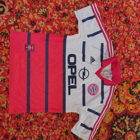 Koszulka piłkarska Adidas Bayern Munchen M  00s made in England