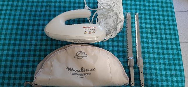 Faca Elétrica MOULINEX Djac41 (100 W - 2 lâminas)