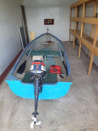 """Срочно продам свою лодку """"Кефаль"""" с мотором."""