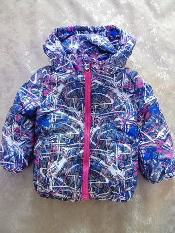 Курточка на холодную осень