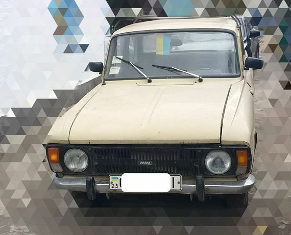 Продам Москвич ІЖ