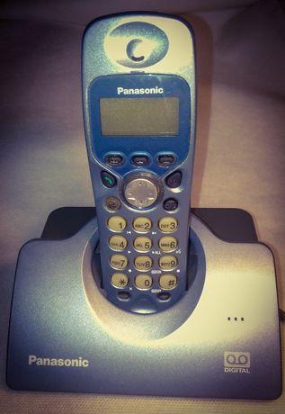Радиотелефон Panasonic с цифровым автоответчиком