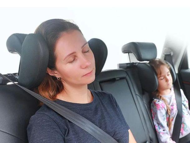 Подушка на сиденье авто