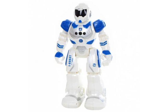Интерактивный робот полицейский