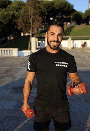 Personal Trainer - Treinos Domicilio e Ginasio no distrito de Lisboa