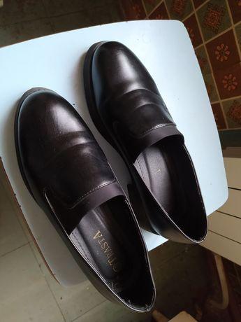 Обмен женских туфель в хорошем состоянии на вкусняшку детям