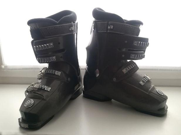 Ботинки лыжные Alpina Challenger c40 Ski boots (42 размер)