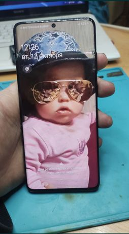 Дисплейный модуль Samsung Galaxy S20 Plus LCD Экран S20+ SM-G985
