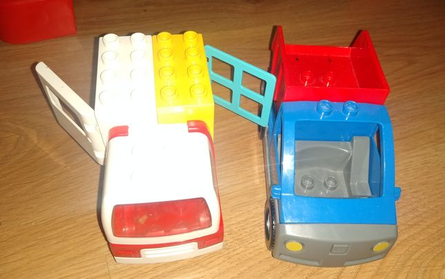 Samochodziki LEGO