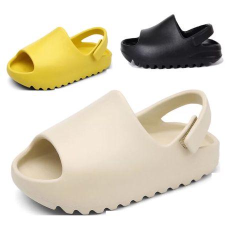 Дитячі ортопедичні босоніжки / крокси/ адидас