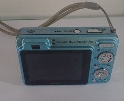 Aparat Sony DSC-W120