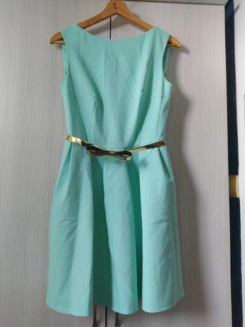 Продам платье летнее колокольчик 44-46 р