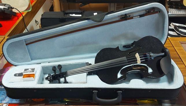 Skrzypce 4/4 Prima Soloist Black