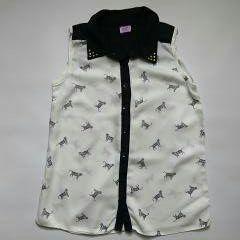 Стильна блуза НМ на дівчинку 7-8 років
