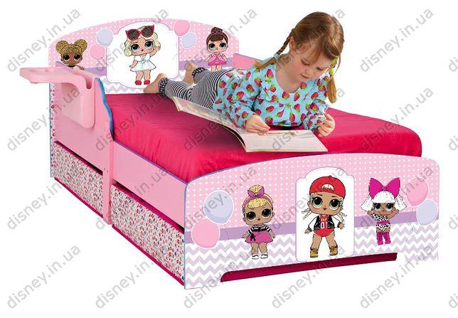 Детская кровать LOL