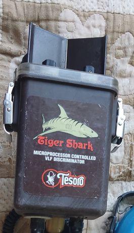 Продам подводный металлоискатель Tesoro Tiger Shark