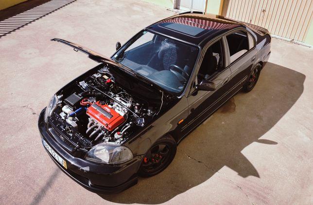 Honda civic vti ek4