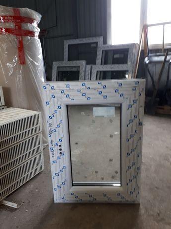 okno pcv 51x71 nowe, tania-wysyłka od ręki...