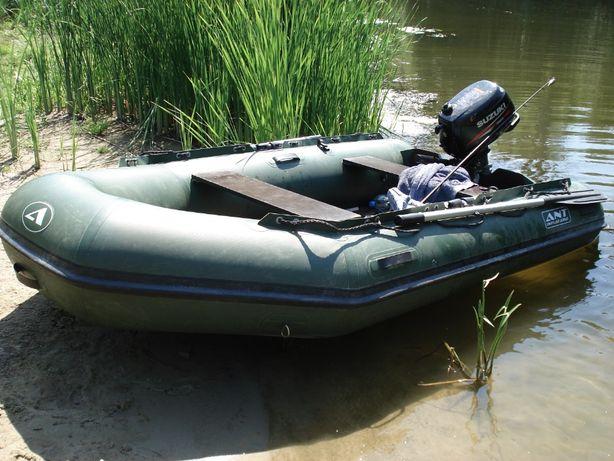 Лодка надувная килевая ant inflatable