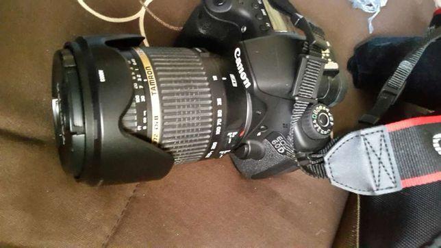 Canon 60D como nova! + 18-270 + extras