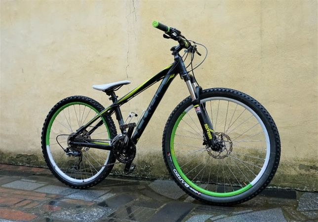 Rower CUBE /ROCK SHOX /MTB/Dirt/Street/Kona/Specialized/Giant/Ns Bikes