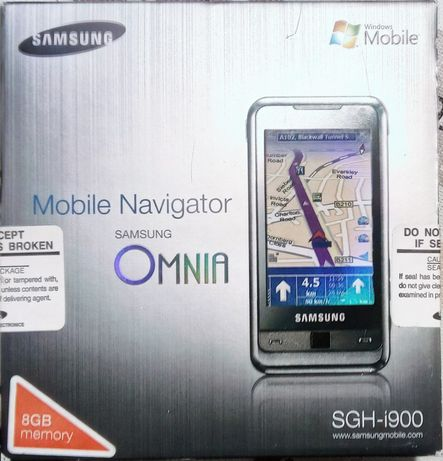 Samsung Omnia/i900
