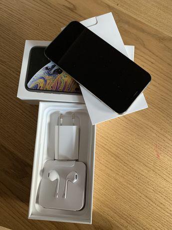 Apple iphone XS 64 GB komplet
