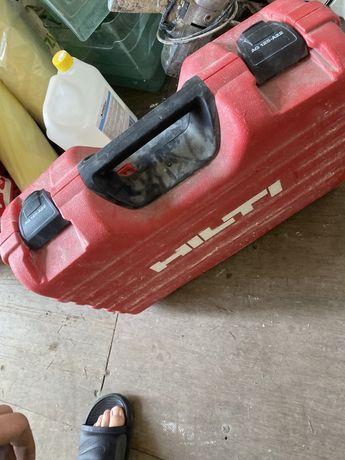 Hilti walizka flex szlifierka kątowa aku AG-125-A22