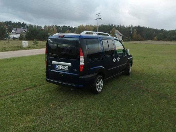 Fiat Doblo 1.9 2004r