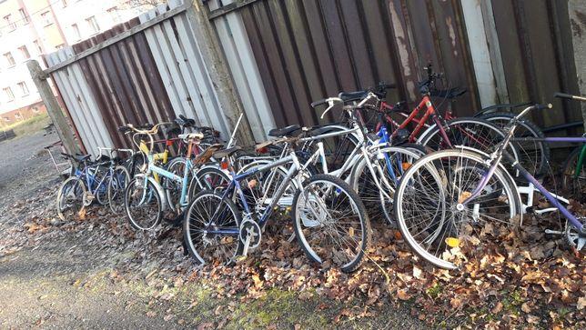 Rower rowery 14 szt za 200 zl